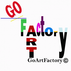 Logo + scritta GoArtfactory (1)